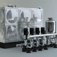 IAO不锈钢水箱节能供水设备