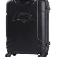 超蝙时尚动漫防磨拉杆箱 20寸静音万向轮登机箱