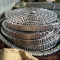 定制金属导管防护套 DGT机床,导管保护套 全封闭电缆保护套