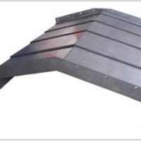 定做伸缩式钢板导轨防护罩 机床钣金拉筋防护罩批发