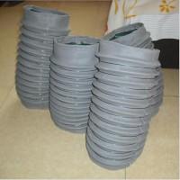 供应安全门防尘罩 耐高温伸缩式油缸防尘罩 圆形丝杠防尘罩