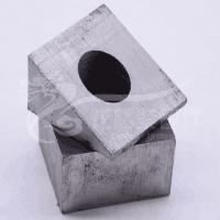 厂家生产斜铁块 正方形铁块 订做各种异形垫 欢迎来图加工