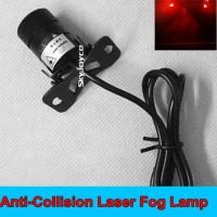 12V汽车激光防雾灯防撞防雨雾汽车激光雾灯激光灯
