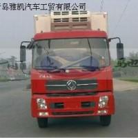 冷冻车宿迁冷冻车东风天锦冷冻车_