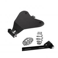 哈雷摩托车改装座椅 越野车配件弹簧支架安装基板