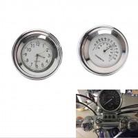 时间表温度计摩托车哈雷改装件
