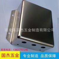 不锈钢材质外壳 滤波器外壳 多种规格加工 防锈壳体