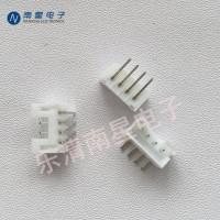 PH连接器 PH2.0针座 4P弯针 间距2.0mm 接插件