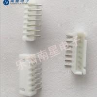 XH连接器XH2.54针座7P弯针 间距2.54mm 接插件