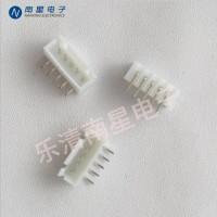 XH连接器XH2.54针座 5P弯针间距2.54mm 接插件