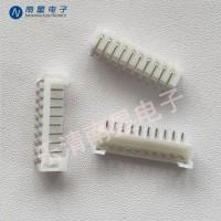 PH连接器PH2.0针座10P弯针 间距2.00mm 接插件