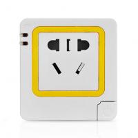 ALST新品上市 国标 8键LED显屏 WIFI智能插座配件