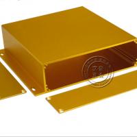 线路板外壳 解码器外壳 散热铝壳 仪表机箱 功放铝盒