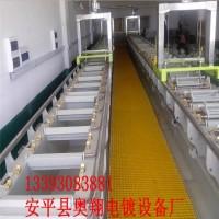 奥翔新型镀锌设备 无污染酸洗设备 节能镀锌设备