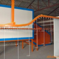 供应静电喷塑流水线 粉末喷塑设备 涂装设备生产线