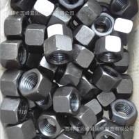 专业生产35CrMo螺母化工专用35CrMo螺母 高强度螺帽