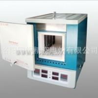 双控温1600度箱式马弗炉,箱式双控温电炉,高温加热电阻炉