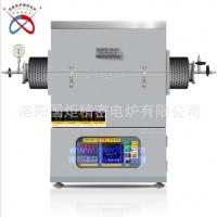 1200氩气氢气管式炉 混合气体管式炉 高真空管式炉