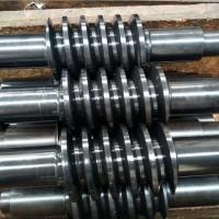 溧阳减速机零件专业渗氮处理 氮化热处理 专业硬氮化