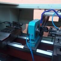供应各种数控机床 双头数控两头同时加工自动搪孔机床