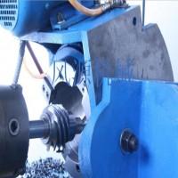 供应旋风铣高效加工蜗杆设备XW100旋风铣