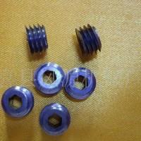 供应钛合金螺钉加工设备XW60旋风铣