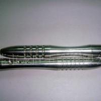 供应电脑车床电脑走芯机铝笔套金属电子笔配件笔杆笔帽笔套加工