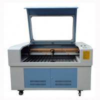 华纬木工机械设备 全自动木板纸张贺卡亚克力激光雕刻机