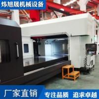 数控龙门加工中心价格台湾高峰8米数控龙门铣床价格
