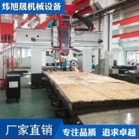 数控龙门铣床价格台湾乔威进2米数控龙门铣床价格