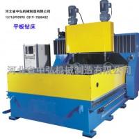 龙门平板钻床型号SKZ2012钻床钢结构专用钻床数控钻孔机