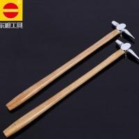 碳钢木柄钳工锤临沂五金工具减震手柄手动敲渣检测锤子
