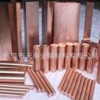 C15760氧化铝铜板 电极点焊专用弥散强化铜板