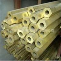 深圳h62黄铜管 六角黄铜管 黄铜薄壁管