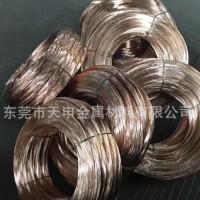 C17000铍铜线 C17300铍青铜线