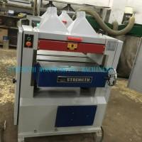 实木加工机械 精密压刨机 木工刨床 单面 重型 高速 电动