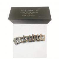 木工可旋转刀片 刨床砂光机螺旋刀片