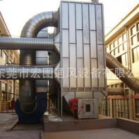 环保除尘工程 除尘废气净化处理设备 环保工程施工
