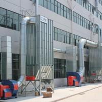 东莞环保设备打磨粉尘治理除尘工程布袋除尘净化设备活性碳吸附塔