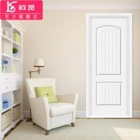 柯灵免漆套装门造型门画音符云室内隔音卧室房间门厨房门