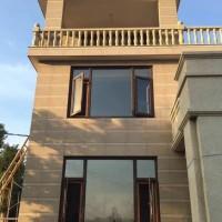 节能隔音隔热铝合金门窗 断桥铝门窗 钢化玻璃门窗定制