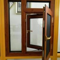 断桥平开窗厂家直销 专业定制隔热隔音铝合金门窗 气密 防水窗