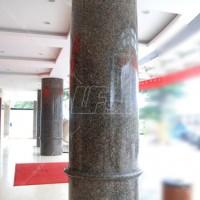 大理石石柱 罗马柱 欧式雕花石柱 广场景观石材柱子