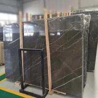 灰色天然大理石800*800通体地板砖 加工定制