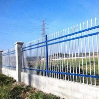 喷塑锌钢护栏 方管组装 铁艺护栏 幼儿园变压器隔离护栏