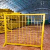 厂家直销车间隔离网 可移动式围栏移动护栏仓库隔离网护栏网批发
