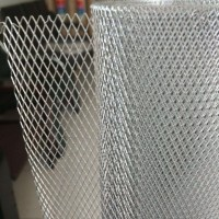厂家直销工厂防护不锈钢钢板网 菱形孔板 防护钢板网铁板可定做
