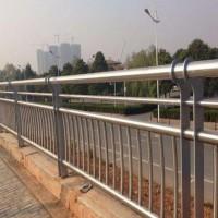 防撞桥梁护栏 304不锈钢圆管组装护栏 道路交通护栏批发