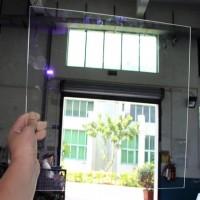泛紫光AR减反射玻璃 具有抗紫外线功能玻璃