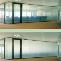 电变雾化玻璃雾化调光玻璃电雾化玻璃